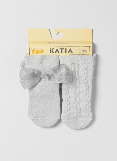 Katia & Bony Çorap Gümüş
